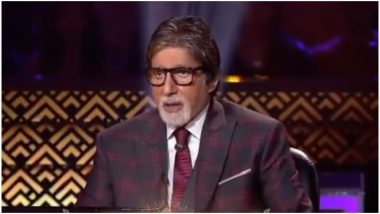 Kaun Banega Crorepati Kicks Off With Inspiring Promo