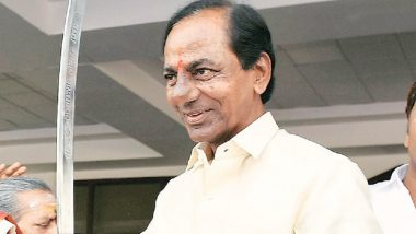 Telangana CM KCR Announces Rs 10 Lakh Each to 2000 Families of His Native Village Chintamadaka