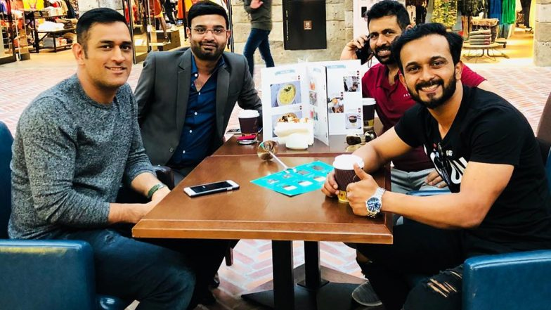 MS Dhoni & Kedar Jadhav Let Their Hair Down Ahead of Asia Cup 2018 Final
