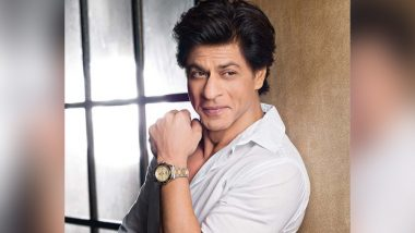 Shah Rukh Khan Finally Confirms Signing Rakesh Sharma Biopic, Saare Jahaan Se Achcha