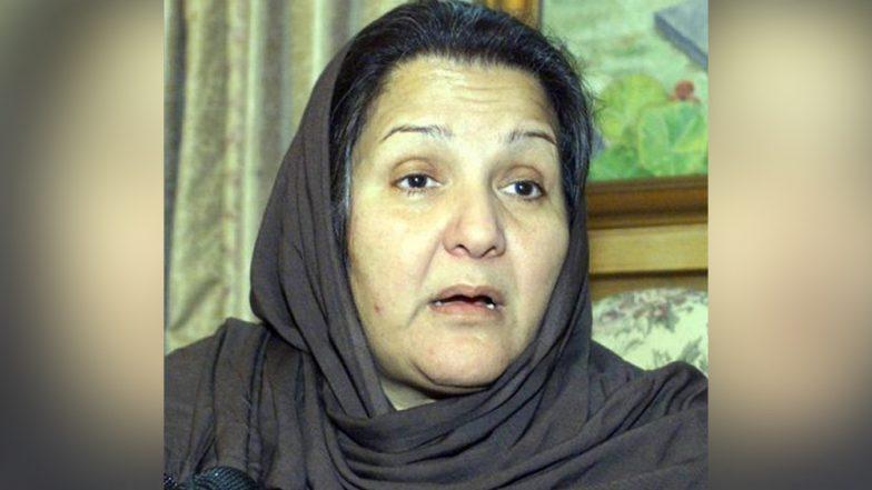 Kulsum Nawaz, Wife of Nawaz Sharif, Dies in London at Age 68