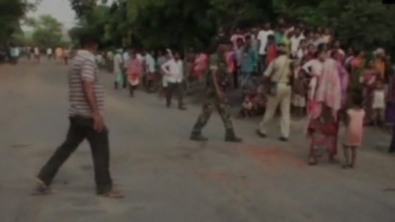 Driver in Dumka Lynched by Locals As Minor Boy Dies After Getting Hit by His Truck