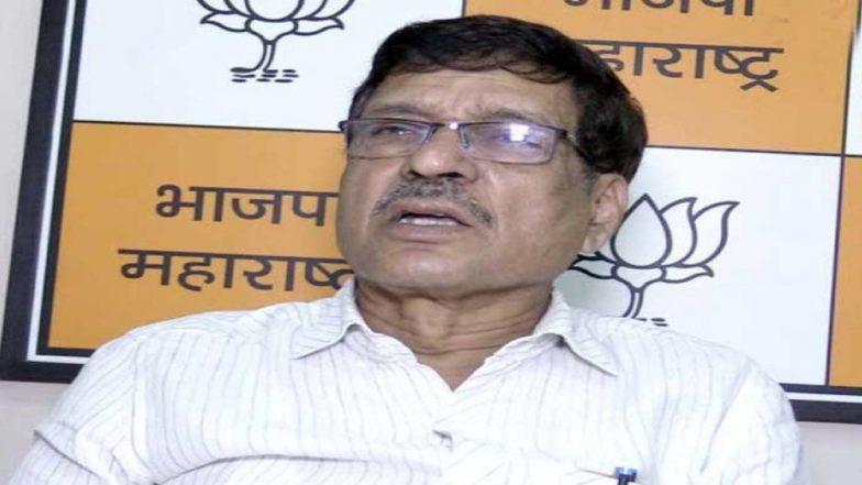 BJP Spokesperson and MHADA Chief Madhu Chavan Booked in Rape Case
