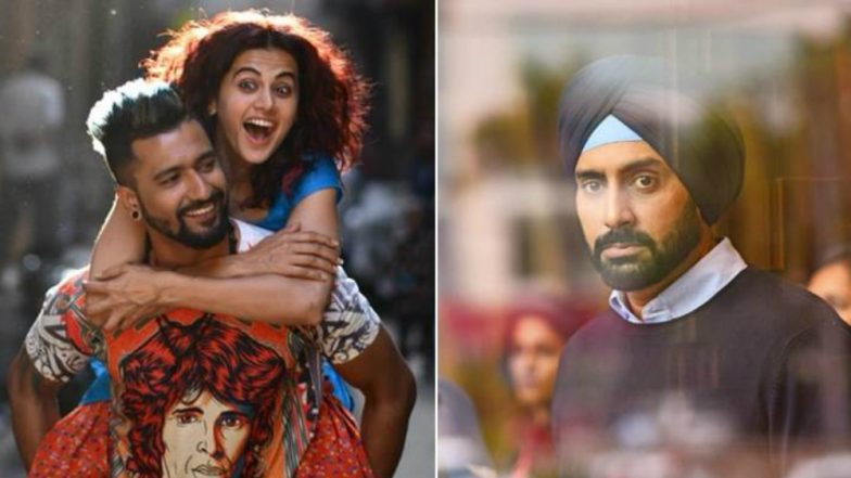 Vicky Kaushal's Raw Sex Appeal Vs Abhishek Bachchan's Dignified Simplicity-Which Manmarziyaan Hero Is The Perfect Boyfriend/Life partner Material?