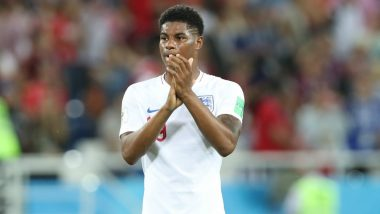 Marcus Rashford's Goal Helps England Defeat Switzerland 1–0 in an International Friendly