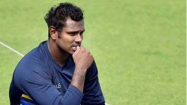 Angelo Mathews DROPPED From Team by Sri Lankan Board for England ODI Series