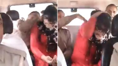 Meerut Shocker: Police Rescue Girl From Being Harassed by VHP Workers Over 'Love Jihad', Then Assault Her For Dating Muslim Boy; Watch Video