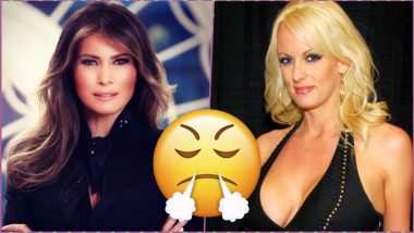 Donald Trump Toadstool D*ck Debate! Wife Melania Trump Slams Stormy Daniel's Full Disclosure of Husband's Penis Size