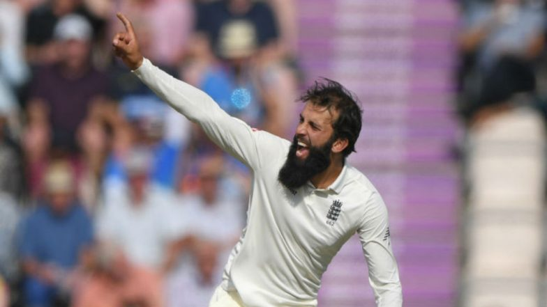 Moeen Ali Takes Short Break from Cricket After Ashes 2019 Drop