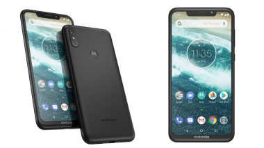 Motorola One Power Smartphone Now Receiving Android 9 Pie OS Update - Report