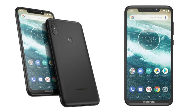 Motorola One Power Smartphone Launched, Priced in India at Rs 15,999; Online Sale on October 5 via Flipkart