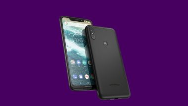 Live Updates: Motorola One Power with 6.2 FHD+ Display & 5000 mAh Battery at Rs 15,999; Features, Online Sale, Specifications & More