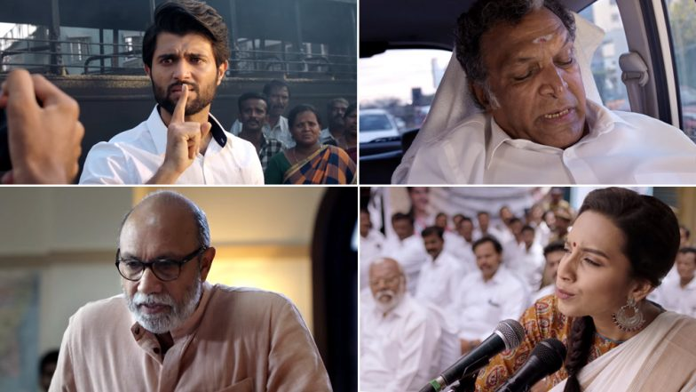 NOTA Trailer: Vijay Deverakonda Makes a Smashing Debut in Tamil Cinema as Chief Minister We Haven't Seen Before - Watch Video