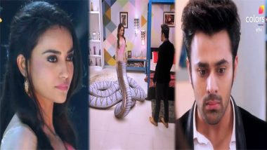 Naagin 3 22nd September 2018 Written Update of Full Episode