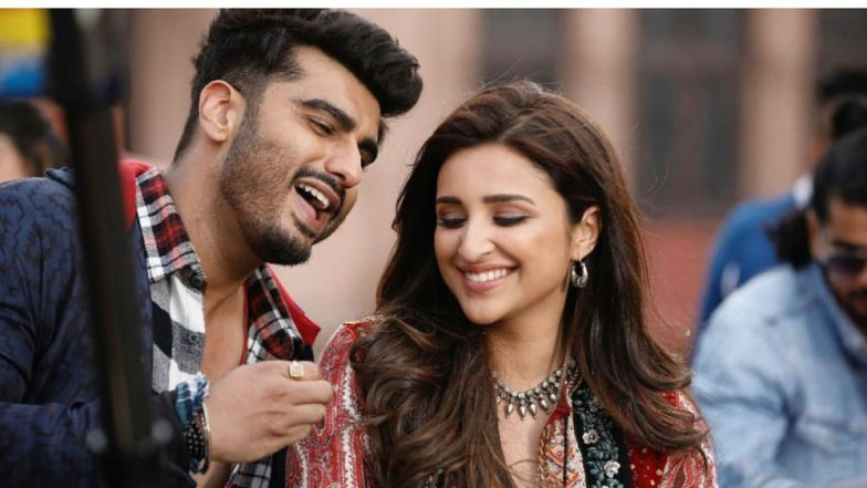 Namaste England Song Tere Liye: Atif Aslam's Magical Voice and Arjun Kapoor-Parineeti Chopra's Chemistry Makes This Number a Hit