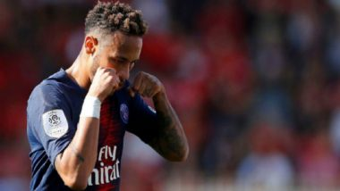 Neymar in Barcelona Kit Pics and GIFs Flood Twitter Amid Reports of His Transfer to Camp Nou From PSG 'Gets Closer'