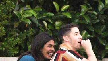 Priyanka Chopra and Nick Jonas' Hearty Laugh During The Italian Holiday Makes Us Wonder What Was the Joke! (View Pic Inside)