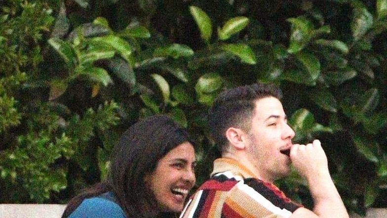 Priyanka Chopra and Nick Jonas' Hearty Laugh During The Italian Holiday Makes Us Wonder What Was the Joke! (View Pic Inside)