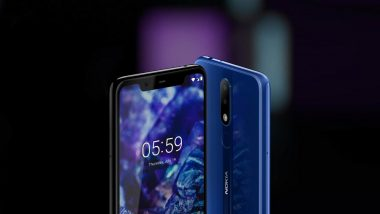 Nokia 5.1 Plus Price in India Officially Announced; To Go On Sale on October 1 via Flipkart