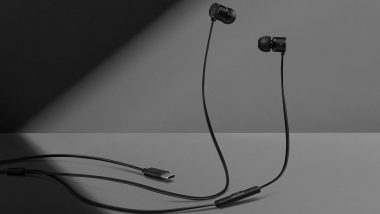 OnePlus Type C Bullets Headphones Launched in India; Confirms OnePlus 6T to Ditch 3.5mm Headphone Jack