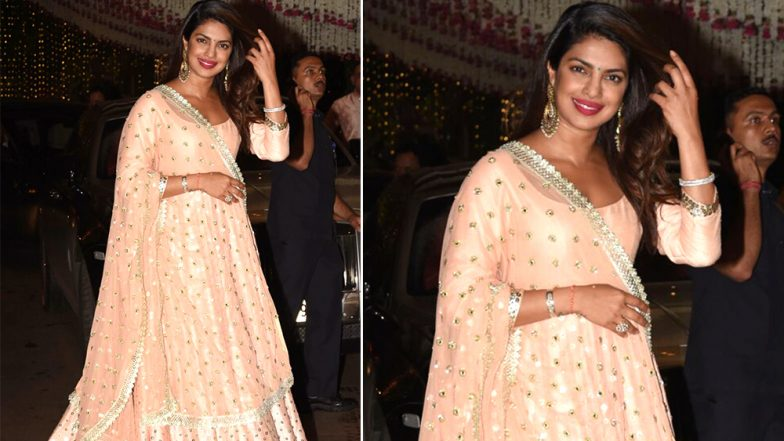 Throwback to Priyanka Chopra's Last Ganesh Chaturthi Celebrations as a Single Gal - See Pic