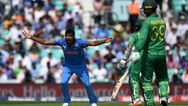 BCCI Writes Letter to ICC About Severing Ties With Pakistan In the Wake of Pulwama Terror Attacks (Read Letter)
