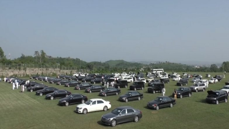 Imran Khan Government to Auction Luxury Cars, Choppers and Buffaloes as part of Austerity Drive