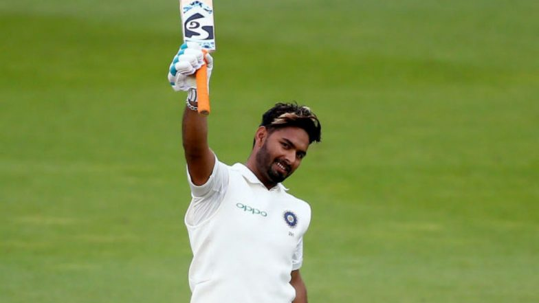 Rishabh Pant Attains Better Ranking Than MS Dhoni, Equals With Farokh Engineer As the Highest Ranked Indian Wicketkeeper Ever