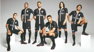 French Football Club PSG Signs Agreement With Jordan Brand: Neymar Hopes Association to 'Bring Many Titles'