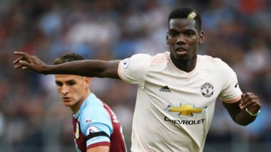 Paul Pogba Takes a Dig at Manager Jose Mourinho Over Manchester United's Defensive Style of Play