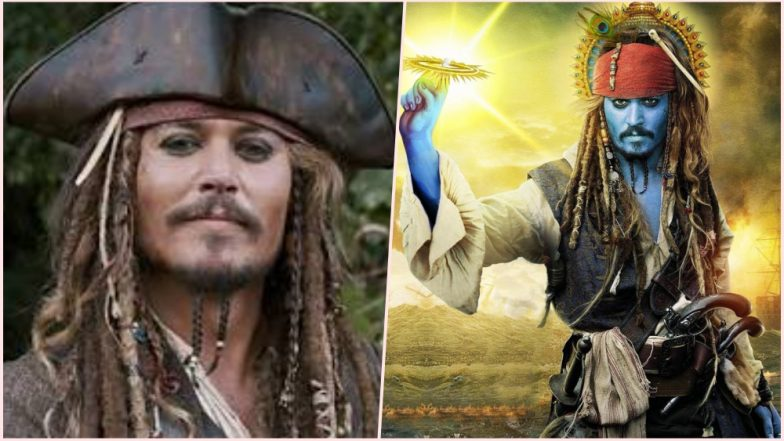 Jack Sparrow Is Krishna? Pirates of the Caribbean Writer Reveals Johnny Depp's Character Was Inspired by the Hindu God!