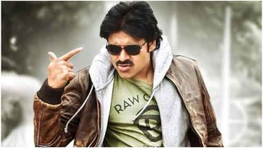 Pawan Kalyan's 'Pink' Remake 'Vakeel Saab' Has No Women on First-Look Poster