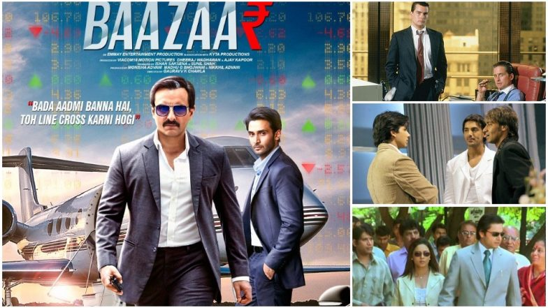 'Baazaar' Trailer: Saif-Radhika-Rohan on the Race to the Top