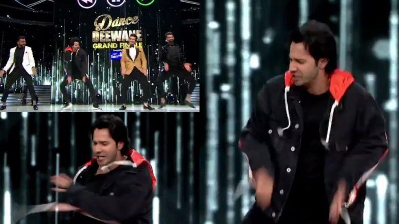 Dance Deewane Finale: Varun Dhawan Is Giving Ishaan Khatter a Zingaat Competition – Watch Video