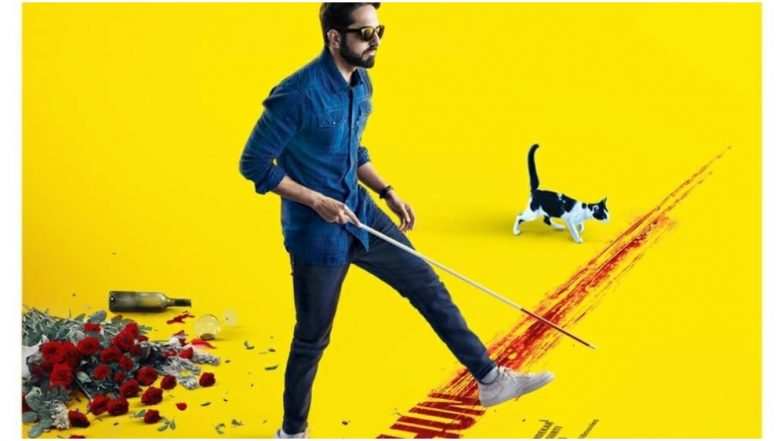 AndhaDhun Box Office Collection Day 3: Ayushmann Khurrana and Tabu's Film Enjoys a Good Opening Weekend; Collects Rs 15 Crore