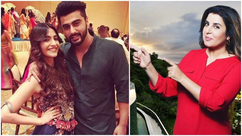 Sonam, Arjun Kapoor Engage In a 'Book Adaptation' Instagram Challenge But Farah Khan's 'Nepotism' Burn Takes the Cake!