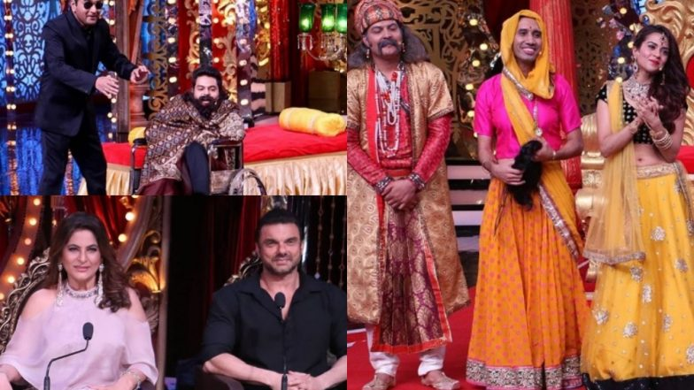 Comedy Circus Review: Siddharth Sagar, Aditi Bhatia, Anita Hassanandani Manage to Tickle Your Funny Bones in the First Episode