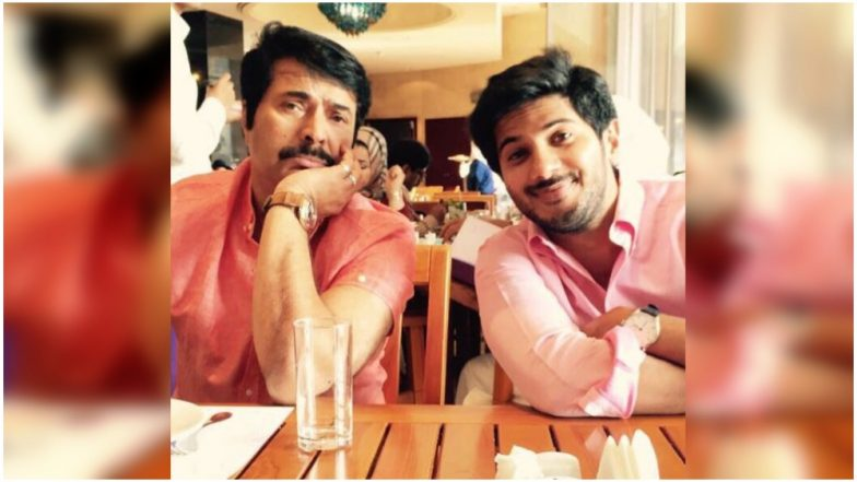Dulquer Salmaan Calls Dad Mammootty The 'Coolest Dude' in His Birthday Wish Post and We Can't Help But Agree With Him! - View Pic