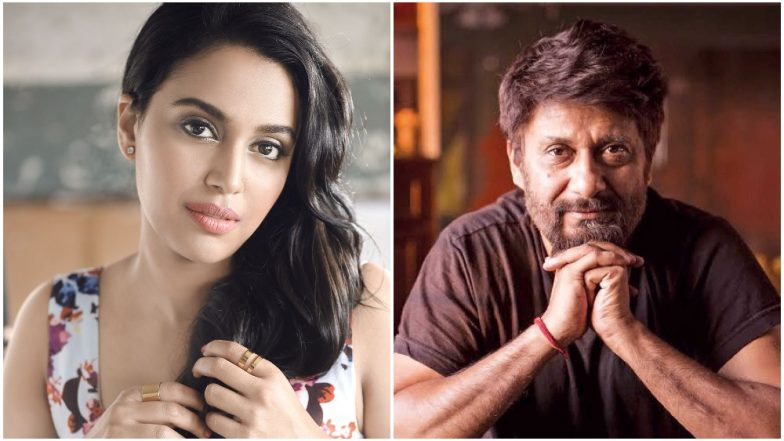 Swara Bhasker Gives a Befitting Reply to Director Vivek Agnihotri Who Tries to Slut Shame Her on Twitter – Read Tweets