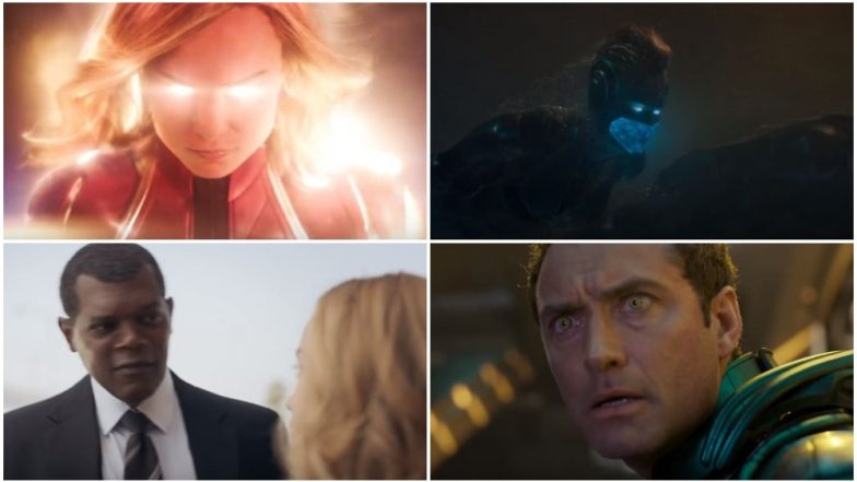 Marvel Isn't Messing Around With the Captain Marvel Trailer