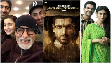Ranbir Kapoor-Alia Bhatt's Brahmastra, Rajkummar Rao-Mouni Roy's Made in China or John Abraham's Batla House - Which Independence Day 2019 Flick Are You Rooting For?