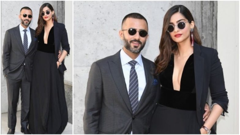 Sonam Kapoor and Anand Ahuja's Outing at the Milan Fashion Week Would Make You Wonder If the Term 'Power Couple' Was Coined Just for Them