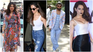 Teachers' Day 2018: Let's Thank Deepika Padukone, Ranveer Singh and Priyanka Chopra for Being the Fashion Gurus