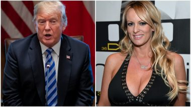 Donald Trump Calls Stormy Daniels 'Horseface', She Responds with 'Tiny'