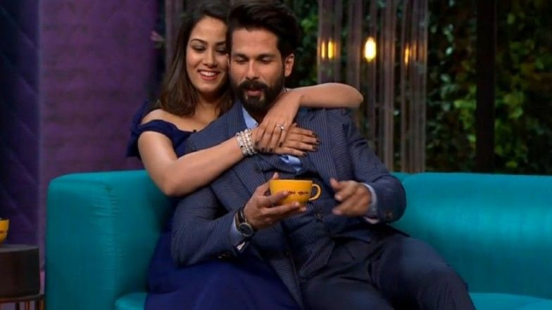 Shahid Kapoor and Mira Rajput Welcome a Baby Boy, Twitterati Congratulate the Happy Parents
