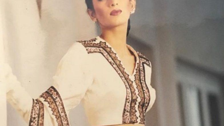 Smriti Irani's Husband, Zubin, Shared a Throwback Picture of the Kyunki Saas Bhi Kabhi Bahu Thi Actress and It's BEAUtiful – View Pic