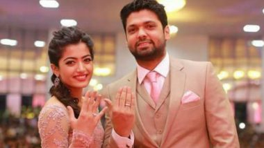 Rashmika Mandanna Calls Off Her Engagement With Rakshit Shetty; This Is Why the Couple Broke Up