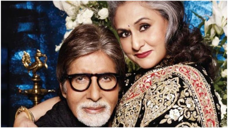 Amitabh Bachchan and Wife Jaya Bachchan Extend Financial Help to Distressed Maharashtra Farmers and Army Widows - See Pics