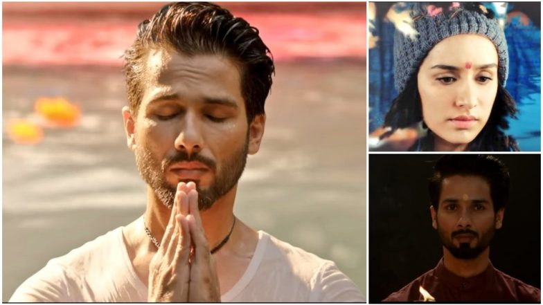 Batti Gul Meter Chalu Song Har Har Gange: Shahid Kapoor and Shraddha Kapoor's New Track is all About Remorse and Finding Strength in The Almighty - Watch Video