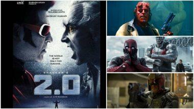 2.0: Hellboy, Deadpool, X-Men - 7 Hollywood Superhero Movies of 21st Century Whose Budgets Rajinikanth-Akshay Kumar's $75 Million Film Eclipsed